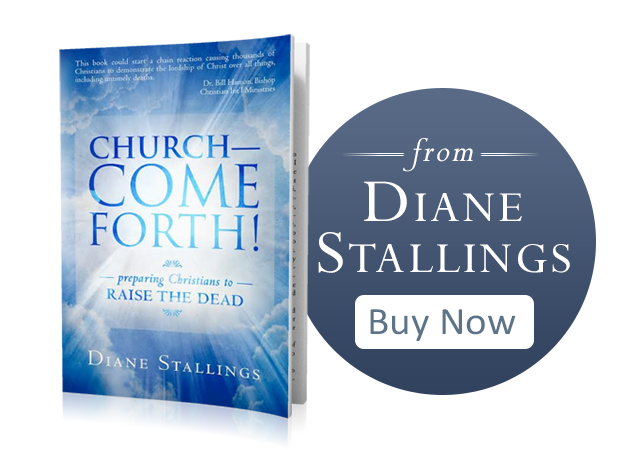 Buy Now! Church Come Forth